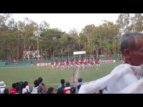 EES Drum & Lyre Corps @ Panaad Stadium..