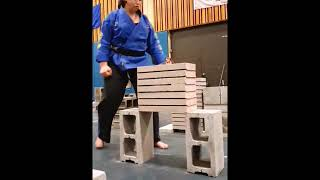 Daniele Serrano- Power Concrete Elbow- 2018 USBA MA State Breaking Championships