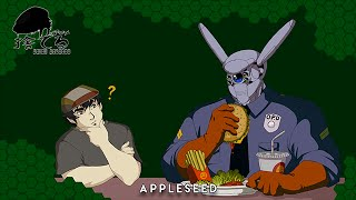 Anime Abandon: Appleseed