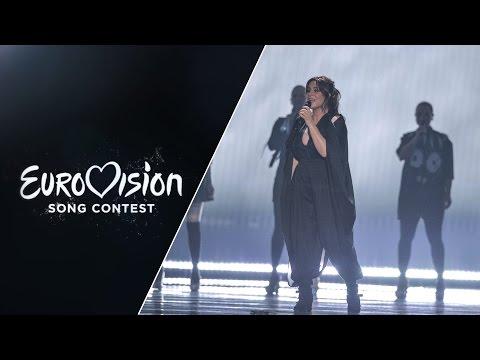 Trijntje Oosterhuis - Walk Along (The Netherlands) - LIVE at Eurovision 2015: Semi-Final 1