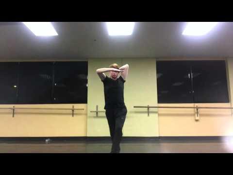 """Aura"" Aya Sato Choreography    Aaron Williams Dance Cover"""