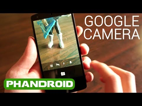 Hands-on with the new Google Camera app