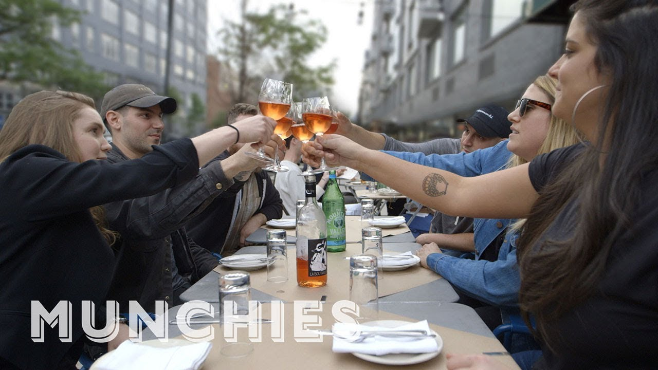 Eating Through Brooklyn: Chef's Night Out with Frankel's