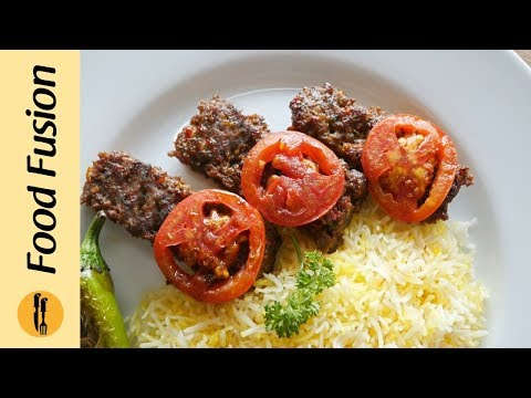 Turkish kabab Recipe By Food Fusion