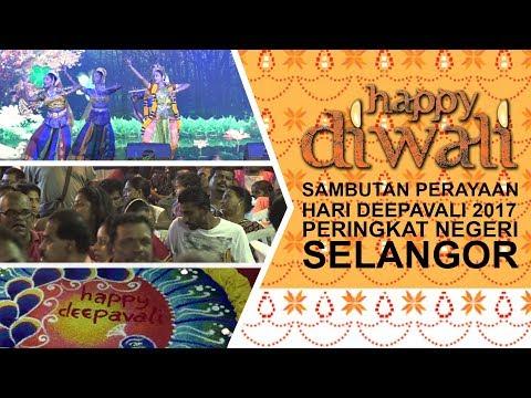 Jom Deepavali di Little India, Klang!