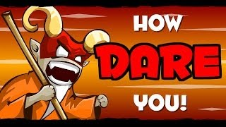 How Dare You Full Gameplay Walkthrough