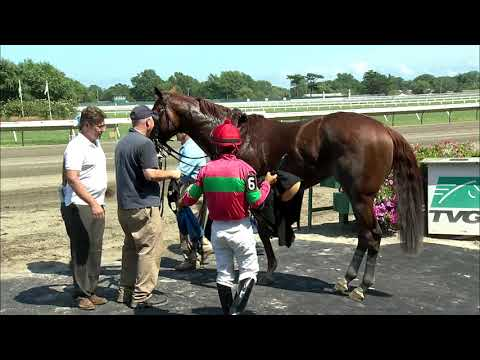 video thumbnail for MONMOUTH PARK 8-3-19 RACE 5