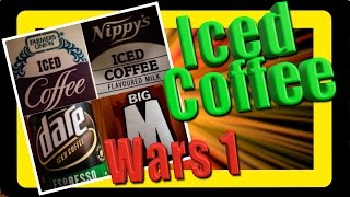 Dare Vs FUIC Vs Nippy's Vs Big M  | ICED COFFEE