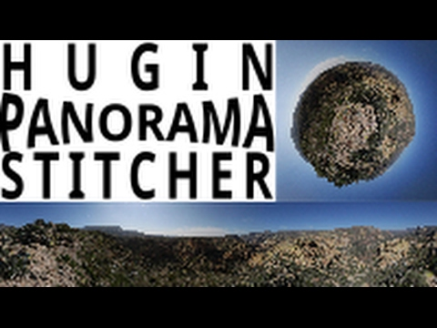 Brian Cluff: Intro to The Hugin Panorama photo stitcher