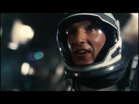 Купер придумал как отправить данные Мёрф. Момент из фильма Интерстеллар/Interstellar