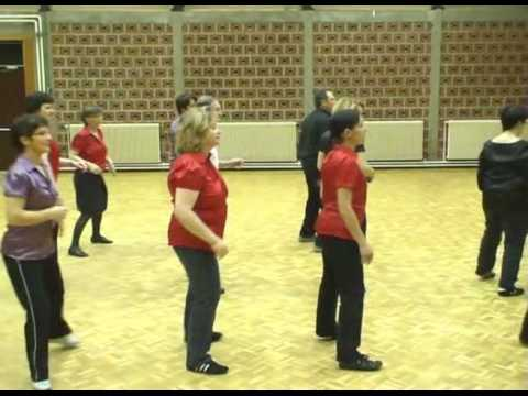 Come on and dance  - line dance
