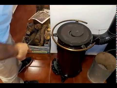 C mo encender estufa chimenea de le a en 2 minutos ignite chimney fire youtube - Estufas de lena leroy merlin ...