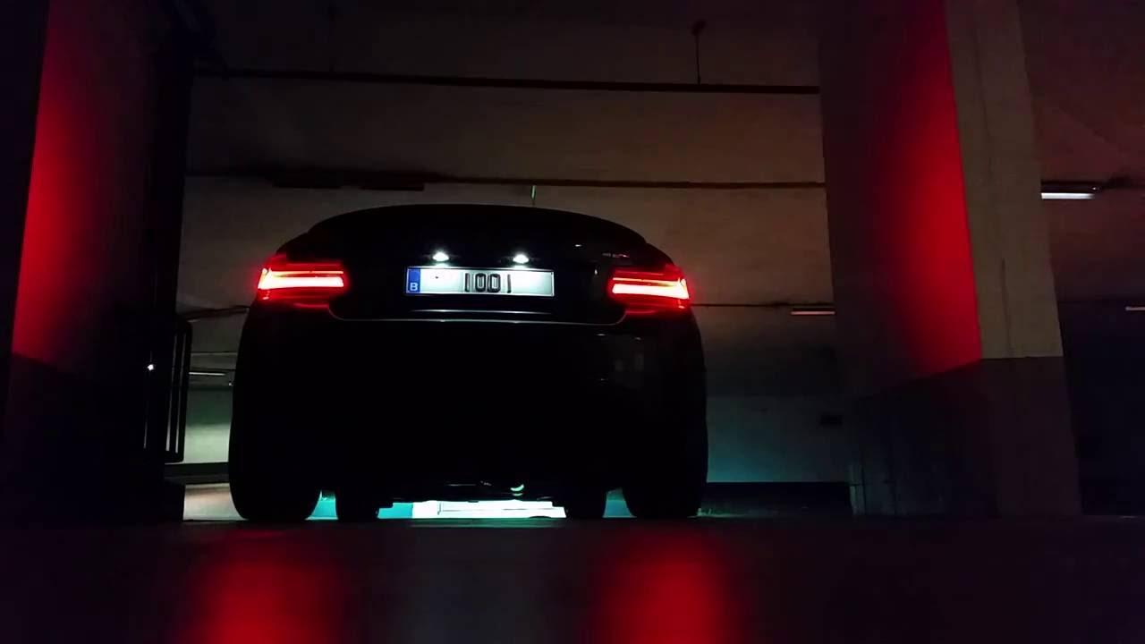 Quieter Cold Start - BMW M2 Forum