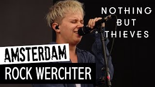 Nothing But Thieves, Amsterdam @ Rock Werchter 2017