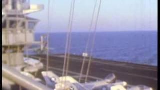 USS Franklin D Roosevelt CVA-42 1972 Med Cruise