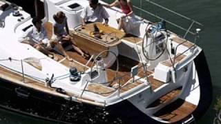 Charter sailing yacht Sun Odyssey 49 in Greece