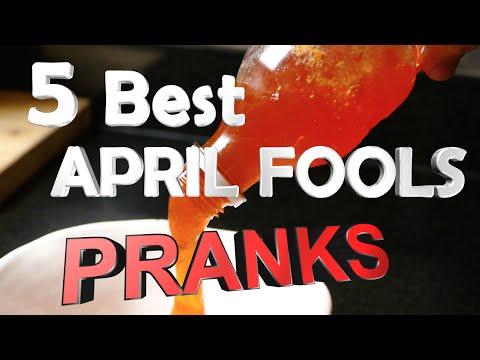 5 Best April Fools Pranks! (Easy and Fun!)