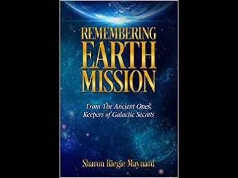 Ancients introduce Book Remembering Earth Mission