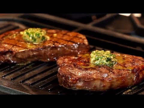 Using Compound Butters On Steaks