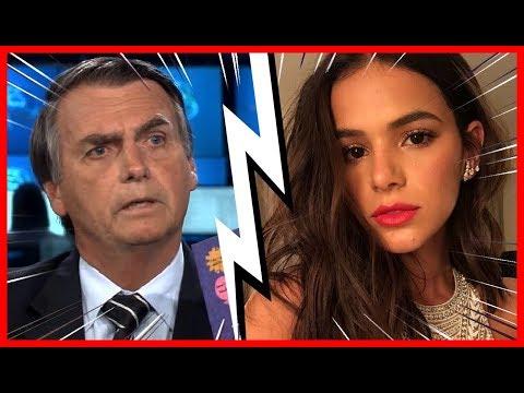 Bolsonaro é DETONADO por Bruna Marquezine e Sasha! Felipe Campos defende e Xuxa zomba de sua doença