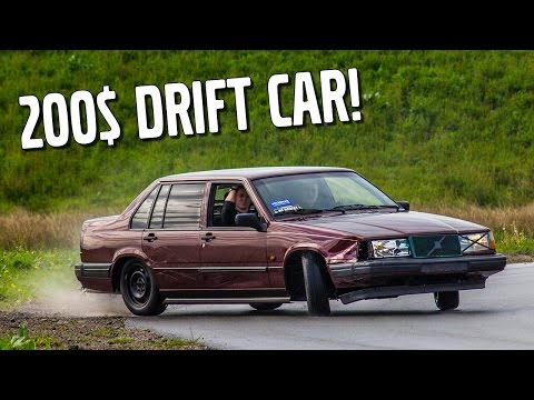 How To Build a Cheap 200$ Drift Car