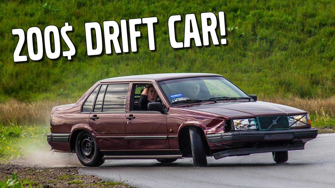 How To Build A Cheap Drift Car Youtube