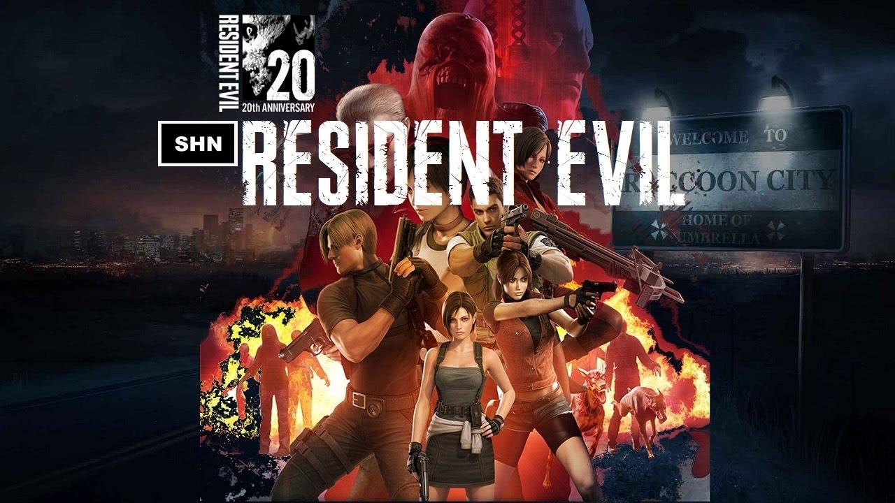 Resident Evil Zero Hd Remaster Ps4 1080 60fps Longplay