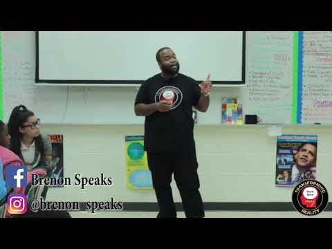 Financial session at Kendrick Middle School