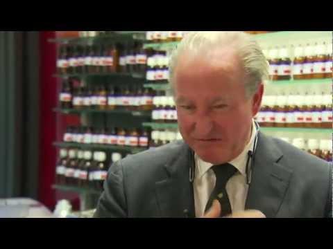Perfumer Alberto Morillas