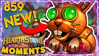 A Little Taste Of The NEW META!!! | Hearthstone Daily Moments Ep.859