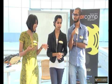Barcamp Bangalore Spring 2014: Down The Rabbit Hole -- Why Street Art?