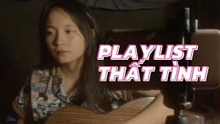 Nếu bạn thất tình, nghe playlist này nhé! | Tổng hợp những video cover hay nhất #2 | P. T. Quỳnh