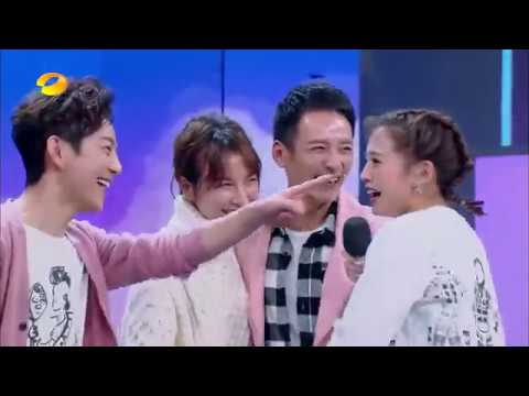 [HAPPY CAMP CUT]  IDOL PRODUCER - YANCHEN, CHAOZE DANCING DESPACITO