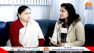 Deepika Thakur, AIDS Control Society, Deputy Director in conversation with Young Bites