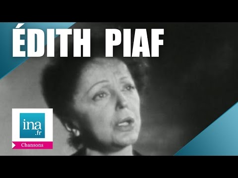 Edith Piaf, le best of | Archive INA