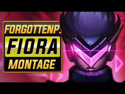 "ForgottenProject ""Best Fiora NA"" Montage 