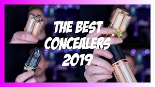 THE BEST CONCEALERS 2019!