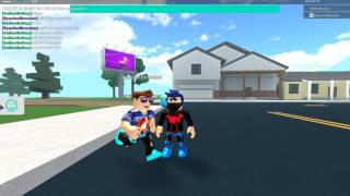 Iron Maiden Be Quick or be dead (Roblox) Ryan And Brendan Short films