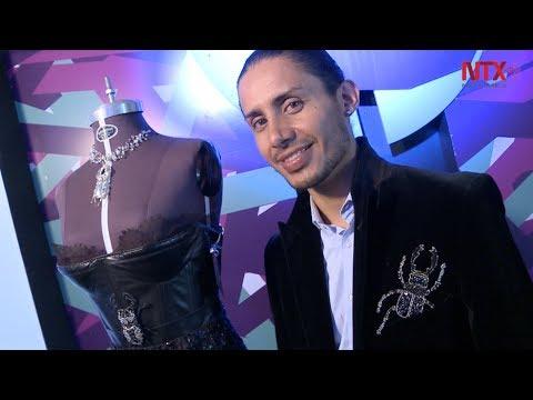 Santiago Lomelí, diseñador de Alta Costura triunfa en París