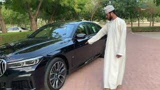 BMW 740i M Sport Package
