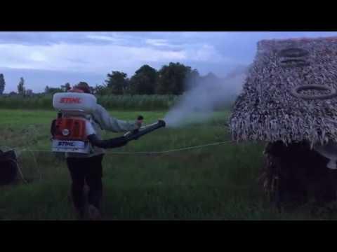 Máy phun diệt côn trùng STIHL SR420 tại Cần Thơ | Dịch vụ phun diệt côn trùng