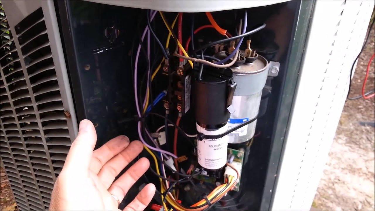 Hvac American Standard With Problems