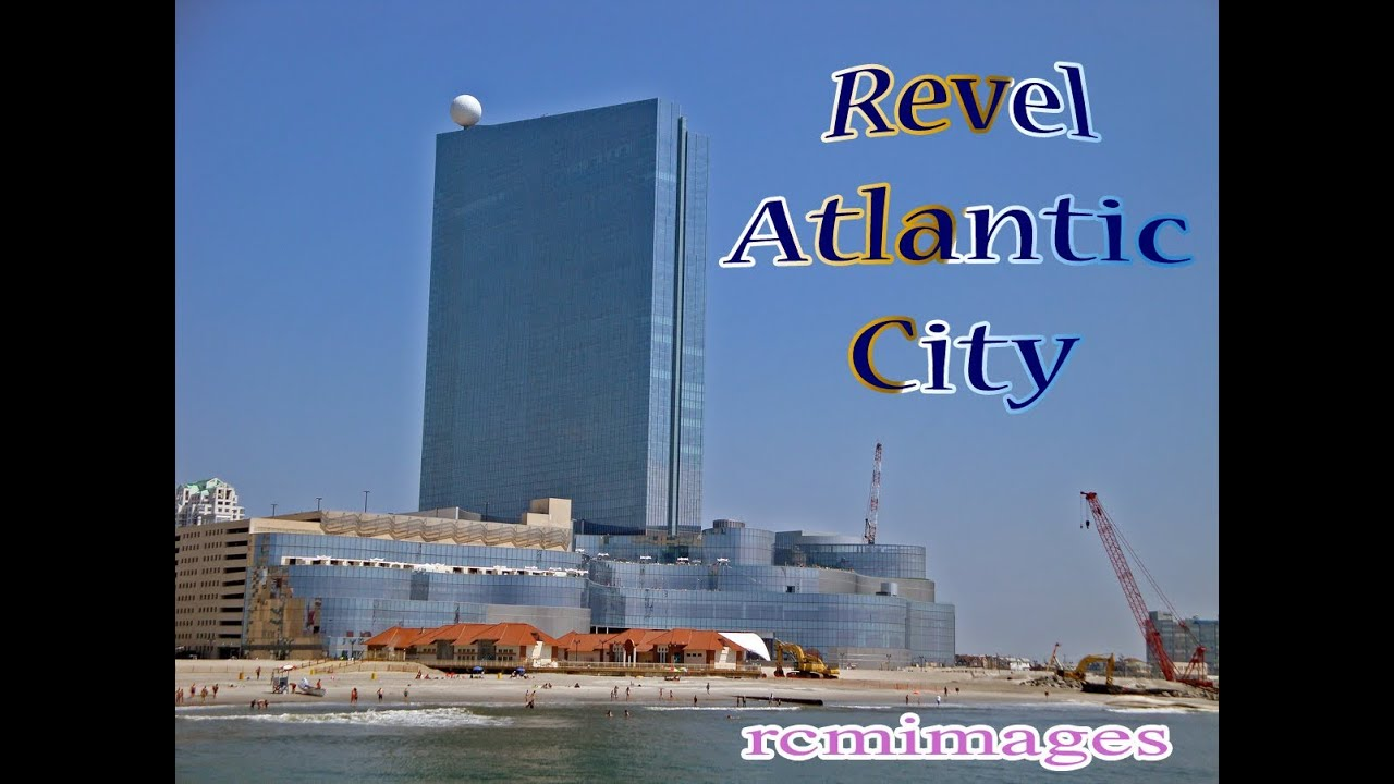 Revel atlantic city indoor pool and recreation area for Pool show in atlantic city