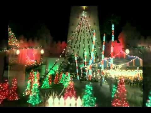 Christmas Town at Busch Gardens Tampa Video Overview 2013 - YouTube