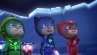 PJ Masks Full Episodes 🌙 PJ Masks Go to the Moon 🌙 Cartoons for Kids