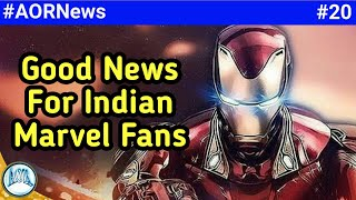 Watch All Marvel movies in hindi, Shazam Trailer 2, Black Widow R-Rated, India Marvel || AORNews20