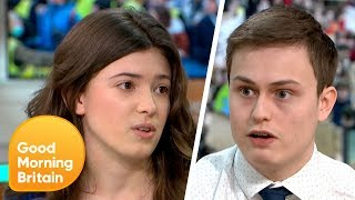Should Pupils Skip School to Strike for Climate Change? | Good Morning Britain