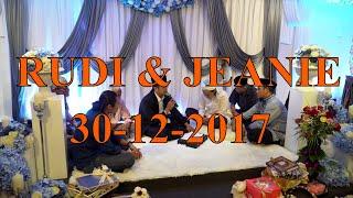 RUDI & JEANIE MALAY WEDDING HIGHLIGHTS 30-12-2017
