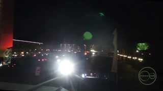 Лазерный Видео Проектор (9 мая 2015)(Боевые испытания проектора