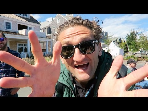 MEETING CASEY NEISTAT (aka the best day of my life so far...)
